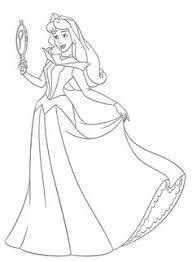 aurora prince dropped coloring pages coloring pages