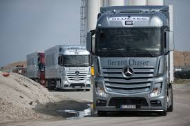 mercedes commercial trucks mercedes wins german truck award