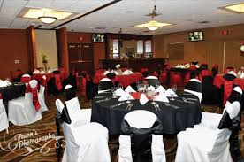 wedding chair covers and sashes after decorating michigan s premier wedding decorator