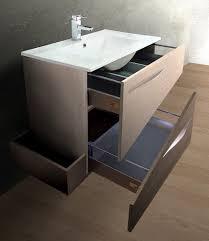 abella 38 inch modern single sink bathroom vanity set with mirror