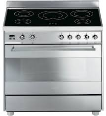 Smeg Induction Cooktops Smeg C9imxa 90cm 5 Zone Induction Freestanding Oven Kitchen Things