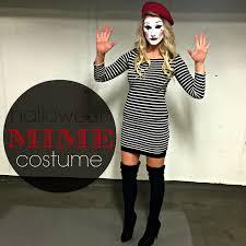 Mime Halloween Costumes Mime Halloween Costume