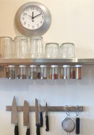 Hanging Wall Decor by Kitchen Mesmerizing Ideas For Stainless Steel Hanging Wall Spice
