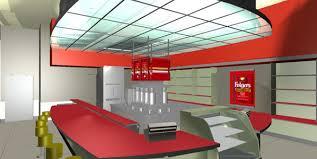 3d virtual walkthroughs of complex restaurant floor layouts