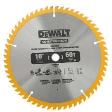 table saw blade width dewalt 10 in circular saw blade assortment 2 pack dw3106p5 the