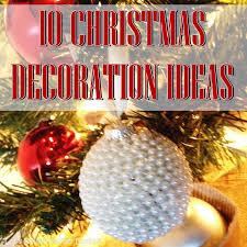 decoration christmas centerpiece decorating ideas homemade