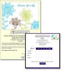 online invitations with rsvp tutorials invitation manager event management online rsvp ecard