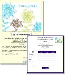 online ecards tutorials invitation manager event management online rsvp ecard