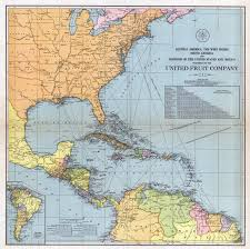 North Western United States Map by Large Scale Old Map Of Central America The West Indies South