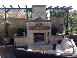 diy outdoor fireplace construction kits ideas and pizza oven diy