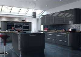 High Gloss Kitchen Cabinets  Fitboosterme - High gloss lacquer kitchen cabinets