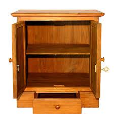 Wooden Storage Closet With Doors Wood Storage Cabinet With Doors Cabinet Doors