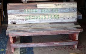 Beadboard Bench - rustic furniture buildingblocksintupelo u0027s blog page 2
