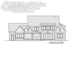 English Manor House Plans Foxcroft Edg Plan Collection