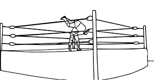 Wrestling Ring Bed by Boxing Ring Cliparts Free Download Clip Art Free Clip Art On