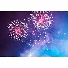 new year backdrop allenjoy new arrivals photo backdrops sky blue fireworks