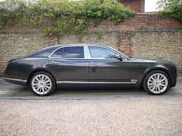 bentley mulsanne grand limousine bentley mulsanne for hire across london
