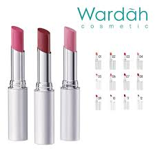 Wardah Lip Di Pasaran jenis lipstick wardah