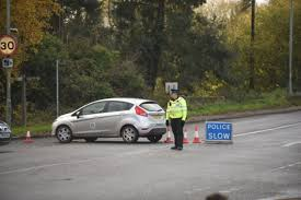 serious four car crash blocks great witchingham road latest