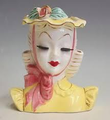 1656 best lady head vases images on pinterest vases head