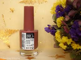 golden color shades review golden rose nail polishes wow 55 and 65 color expert