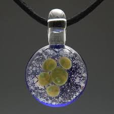 cremation pendants glass cremation jewelry s peace