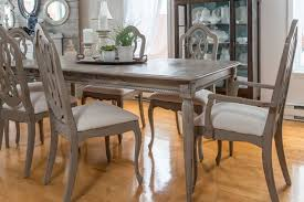 Painted Dining Room Set  Alluring Best Paint For Dining Room - Painting a dining room table
