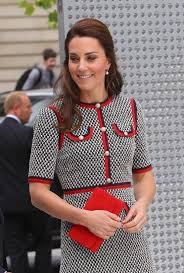 princess catherine in gucci at victoria u0026 albert museum in london