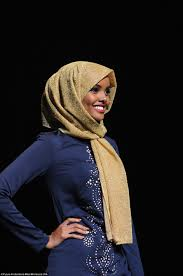 somali american teen becomes the first miss usa hopeful to wear a