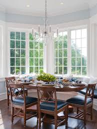 Formal Dining Room Bay Window Houzz - Dining room with bay window