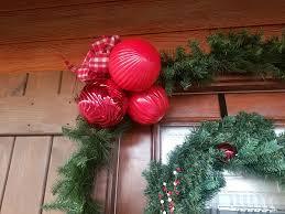 large christmas christmas porch decor
