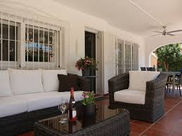 Cuisine Dans Veranda Luxury Villa In Benissa Moraira With Homeaway San Jaime