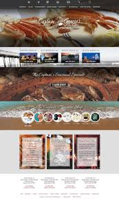 website design for restaurants cafes and bistros visionefx
