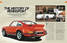 volume 3 of the porsche 911 rs bookazine out now total 911