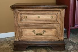 nightstand best willow bedside table cozy rustic nightstand