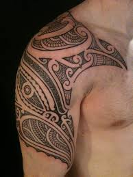 33 best hawaiian tribal flower tattoos images on pinterest