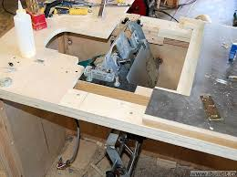 How To Build A Table Top How To Make A Table Saw