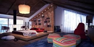 chambre grenier chambre sous combles 15 belles idées de déco archionline