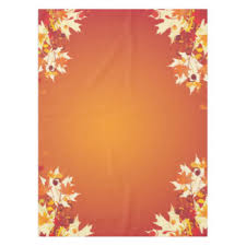 thanksgiving dinner tablecloths zazzle