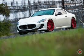 maserati vossen maserati granturismo vossen wheels cars white wallpaper