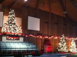 Decoration For Christmas In Church by I U0027m Not Messy I U0027m Just Busy Church Christmas Decorations 2012