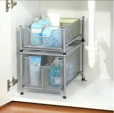 bathroom cabinet organizer ideas bathroom cabinet organizers gilriviere