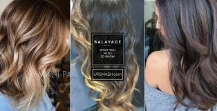 foil highlights for brown hair is the difference between foil highlights and balayage highlights