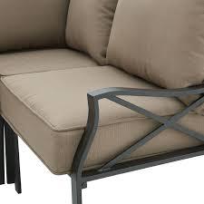 4pcs Simple Style Sofa Set Mainstays Sandhill 7 Piece Outdoor Sofa Sectional Set Seats 5