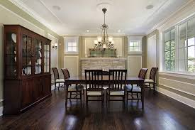 Tray Ceiling Dining Room - 126 custom luxury dining room interior designs