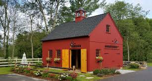 house barn kits new england style barns post beam garden sheds country style