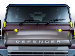 land rover one paul smith designs his own land rover defender by car magazine