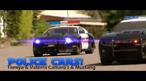 police camaro rc police car chase 1 introduction mustang camaro 1969