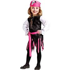 Pirate Halloween Costumes Toddlers Amazon Caribbean Pirate Toddler Costume Clothing