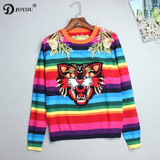 designer pullover aliexpress buy joydu pullover 2017 designer winter sweater